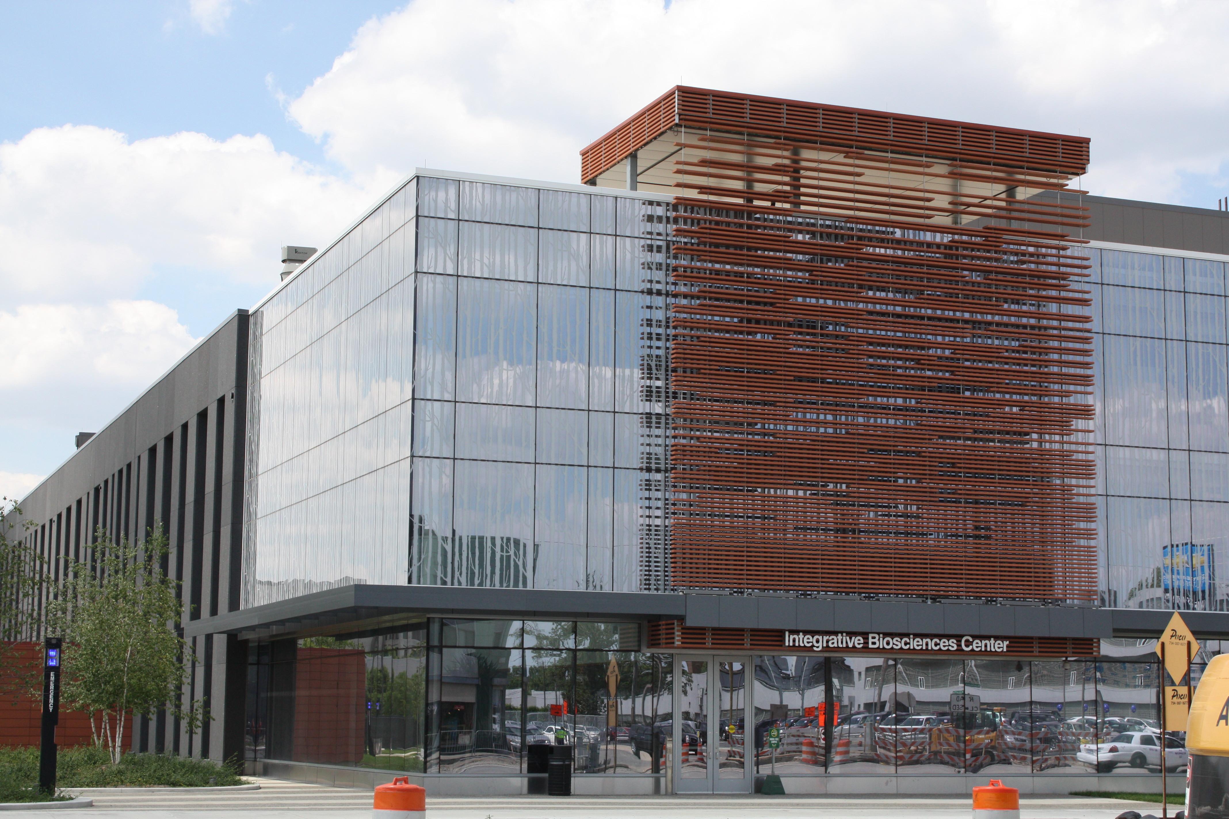 Wayne State University Integrative Bioscience Center - Detroit, MI